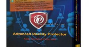 COVER_Advanced Identity Protector